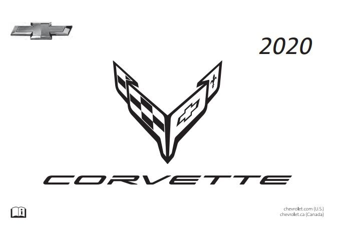 Download the 2020 Corvette Owner's Manual