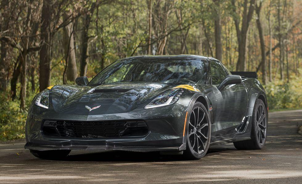 C&D C7 Top Ten Best Cars - MidEngineCorvetteForum com