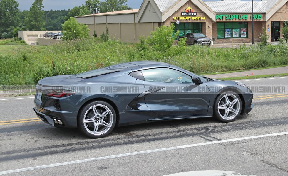 C8 Exterior Color Shadow Gray Metallic Midenginecorvetteforum Com