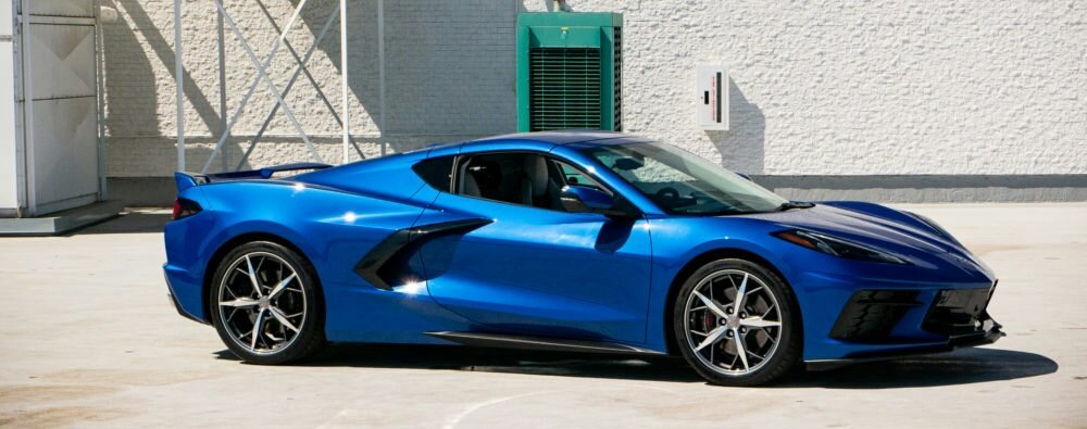 National Corvette Museum >> C8 Exterior Color: Elkhart Lake Blue Metallic - MidEngineCorvetteForum.com
